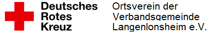 DRK Ortsverein der Verbandsgemeinde Langenlonsheim e.V.